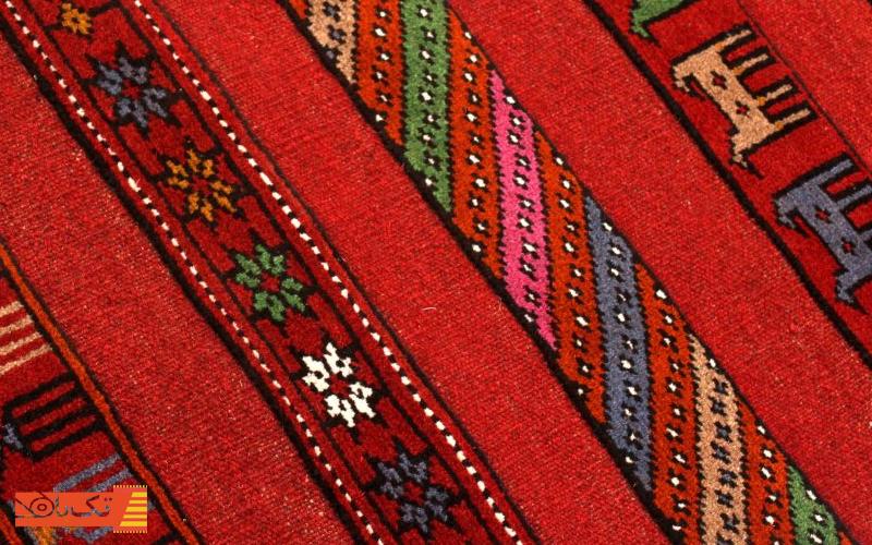 فروش فرش گلیم دستباف ترکمن