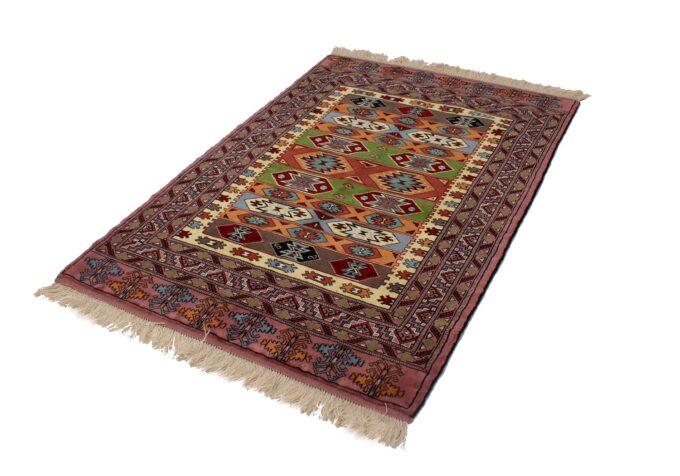 فرش دستباف ترکمن 204-1 (7