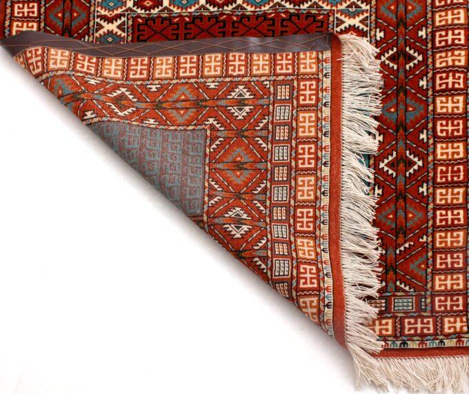 فرش دستباف ترکمن ۲۱۳/۲