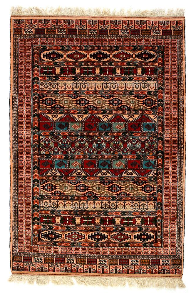 فرش دستباف ترکمن 2137-1