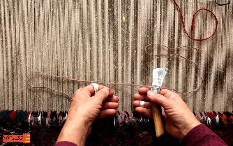 فروش فرش دشتباف ترکمن