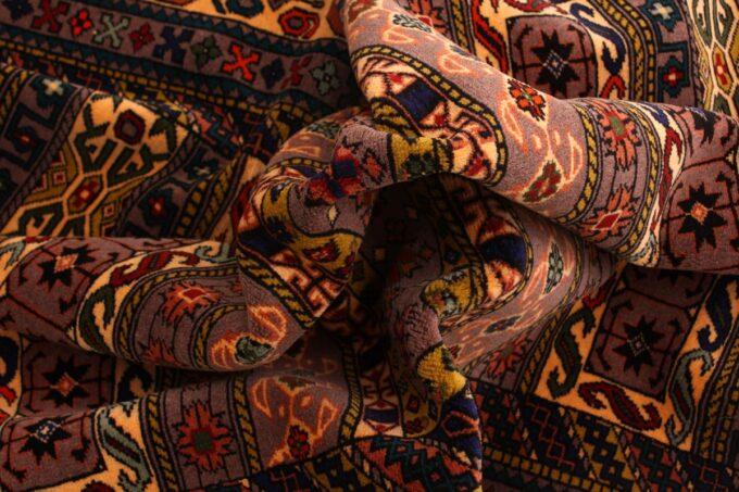 فرش دستباف ترکمن 329
