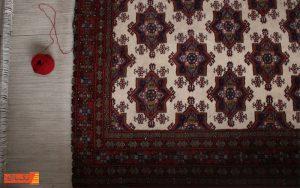 اسلام تحولات طرح فرش دستباف ترکمن