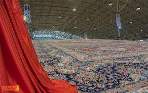 بزرگ ترین فرش دستباف