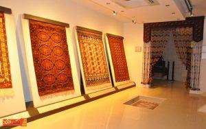 موزه فرش دستباف گنبد کاووس