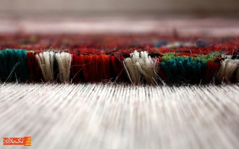 پرز قالی دستباف