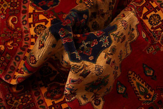 فرش دستباف ترکمن - فروشگاه تکباف