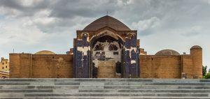مسجد کبود تبریز یادگار حکومت ترکنان