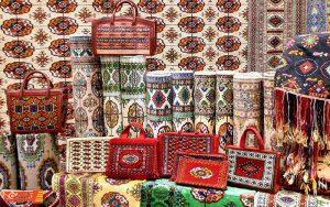 بافته های ترکمن