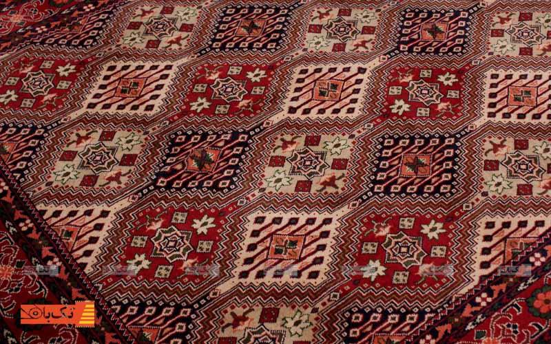 تحلیل نقش در فرش دستباف