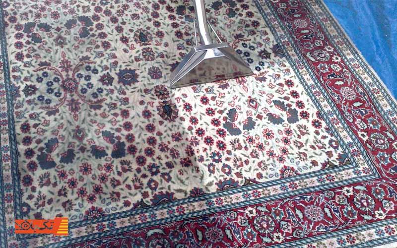 خانه تکانی فرش دستباف