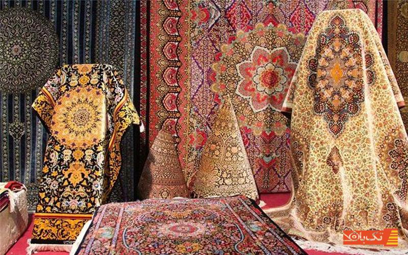 صادرات فرش بیجار