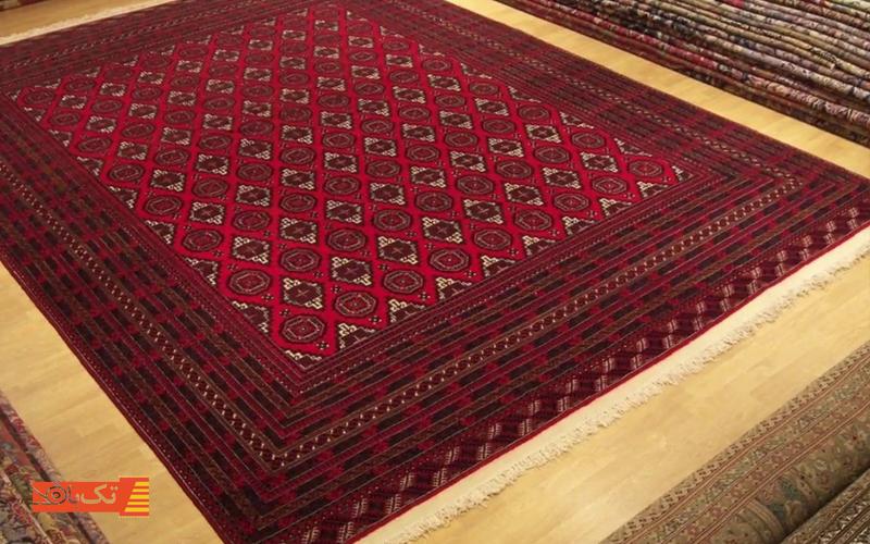 قاچاق فرش افغان و فروش آن به عنوان فرش ایرانی